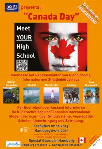 Canada Day - Meet YOUR High School