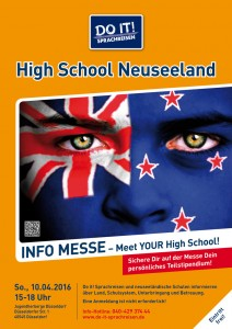 Infomesse High School Neuseeland